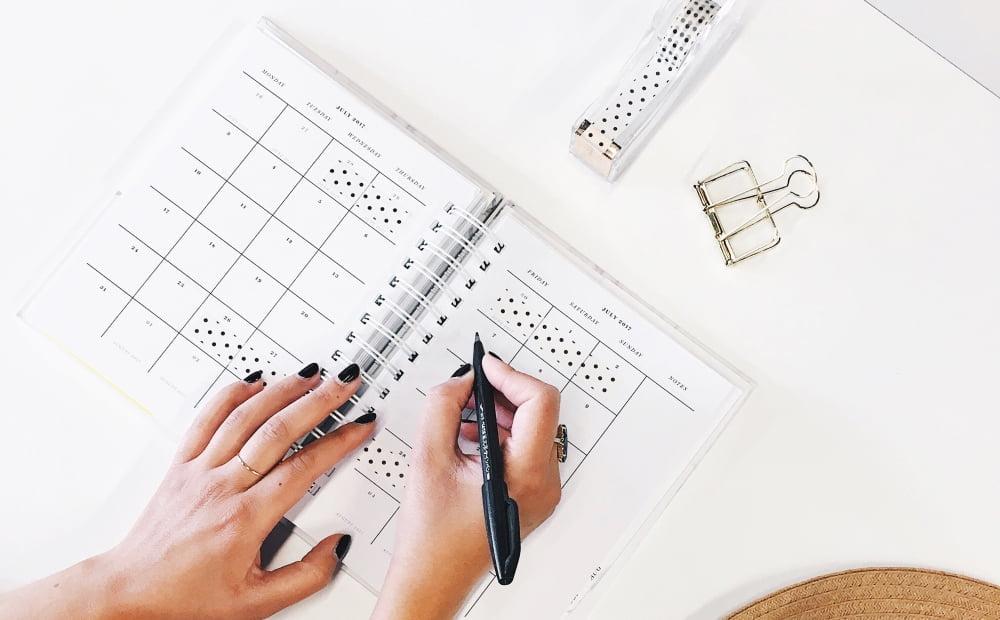 content calendar templates