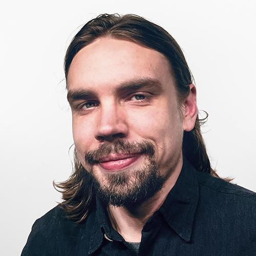 Paul Maxey - Lead Developer