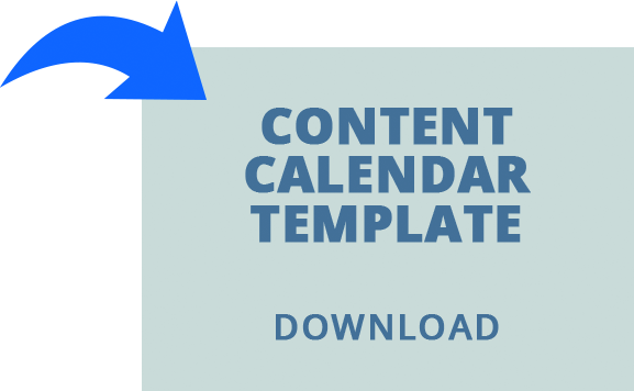 Content Calendar Template Download